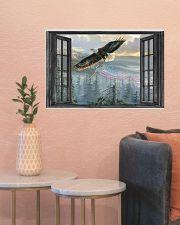 Eagle 9 24x16 Poster poster-landscape-24x16-lifestyle-22
