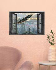 Eagle 9 24x16 Poster poster-landscape-24x16-lifestyle-23