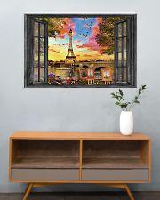 Eiffel Tower 3 36x24 Poster poster-landscape-36x24-lifestyle-21