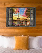 Eiffel Tower 3 36x24 Poster poster-landscape-36x24-lifestyle-23