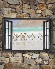 Penguin 2 17x11 Poster aos-poster-landscape-17x11-lifestyle-16