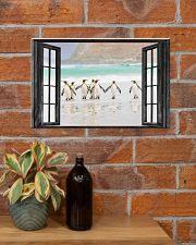 Penguin 2 17x11 Poster poster-landscape-17x11-lifestyle-23