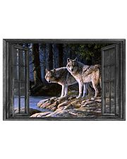 Wolf 4 36x24 Poster front