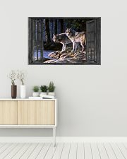 Wolf 4 36x24 Poster poster-landscape-36x24-lifestyle-01