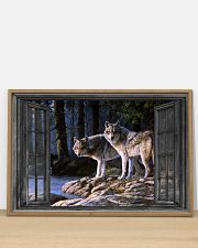 Wolf 4 36x24 Poster poster-landscape-36x24-lifestyle-03