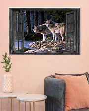 Wolf 4 36x24 Poster poster-landscape-36x24-lifestyle-18