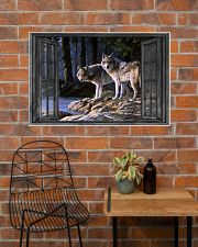 Wolf 4 36x24 Poster poster-landscape-36x24-lifestyle-20