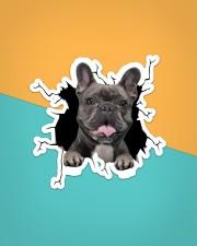 French Bulldogs Crack Sticker - Single (Vertical) aos-sticker-single-vertical-lifestyle-front-02