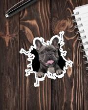 French Bulldogs Crack Sticker - Single (Vertical) aos-sticker-single-vertical-lifestyle-front-05