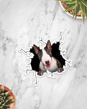 English Bull Terrier Crack Sticker - Single (Vertical) aos-sticker-single-vertical-lifestyle-front-06
