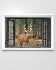 Deer 16 36x24 Poster poster-landscape-36x24-lifestyle-02