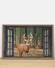 Deer 16 36x24 Poster poster-landscape-36x24-lifestyle-03