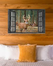 Deer 16 36x24 Poster poster-landscape-36x24-lifestyle-23