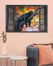 Bear 2 36x24 Poster poster-landscape-36x24-lifestyle-18