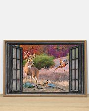 Deer 20 36x24 Poster poster-landscape-36x24-lifestyle-03