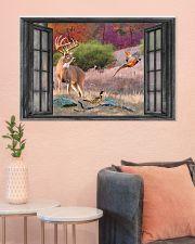 Deer 20 36x24 Poster poster-landscape-36x24-lifestyle-18
