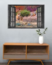 Deer 20 36x24 Poster poster-landscape-36x24-lifestyle-21