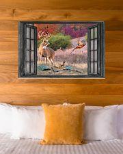 Deer 20 36x24 Poster poster-landscape-36x24-lifestyle-23