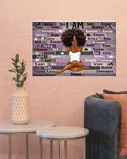 I am sensational  24x16 Poster poster-landscape-24x16-lifestyle-22