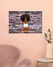 I am sensational  24x16 Poster poster-landscape-24x16-lifestyle-23