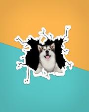 Husky Crack Sticker - Single (Vertical) aos-sticker-single-vertical-lifestyle-front-02