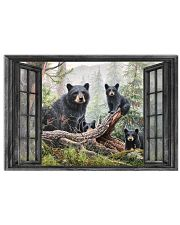 Bear 3 36x24 Poster front