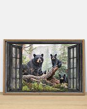 Bear 3 36x24 Poster poster-landscape-36x24-lifestyle-03