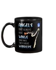 Black Cat Angels Mug back