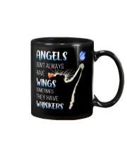 Black Cat Angels Mug front