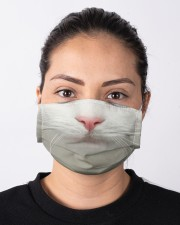 White Cat Cloth face mask aos-face-mask-lifestyle-01