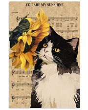 Tuxedo You Are My Sunshine 11x17 Poster front