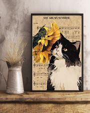 Tuxedo You Are My Sunshine 11x17 Poster lifestyle-poster-3
