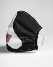 Tuxedo Cat  Cloth face mask aos-face-mask-lifestyle-21