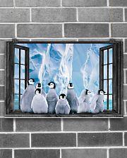 Penguin 5 17x11 Poster poster-landscape-17x11-lifestyle-18