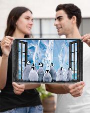 Penguin 5 17x11 Poster poster-landscape-17x11-lifestyle-20