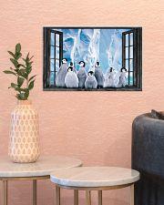 Penguin 5 17x11 Poster poster-landscape-17x11-lifestyle-21
