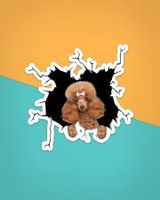 Poodle Crack Sticker - Single (Vertical) aos-sticker-single-vertical-lifestyle-front-02