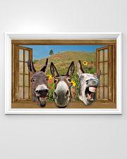 Donkey 36x24 Poster poster-landscape-36x24-lifestyle-02