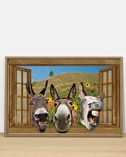 Donkey 36x24 Poster poster-landscape-36x24-lifestyle-03