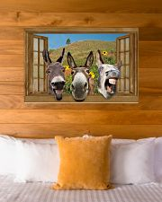 Donkey 36x24 Poster poster-landscape-36x24-lifestyle-23