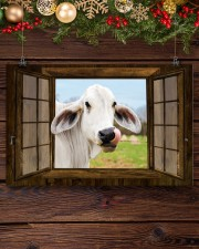 Cow 17x11 Poster aos-poster-landscape-17x11-lifestyle-27