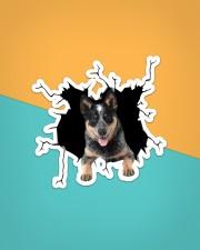 Australian Cattle Dog Sticker - Single (Vertical) aos-sticker-single-vertical-lifestyle-front-02