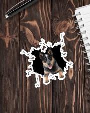 Australian Cattle Dog Sticker - Single (Vertical) aos-sticker-single-vertical-lifestyle-front-05