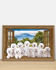 Bichon Frise 36x24 Poster poster-landscape-36x24-lifestyle-03