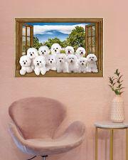 Bichon Frise 36x24 Poster poster-landscape-36x24-lifestyle-19