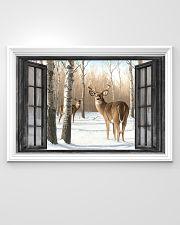 Deer 22 36x24 Poster poster-landscape-36x24-lifestyle-02
