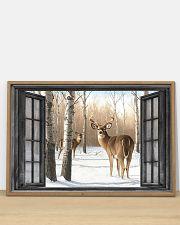Deer 22 36x24 Poster poster-landscape-36x24-lifestyle-03