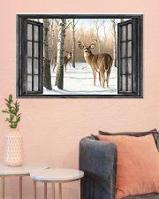 Deer 22 36x24 Poster poster-landscape-36x24-lifestyle-18