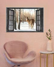 Deer 22 36x24 Poster poster-landscape-36x24-lifestyle-19