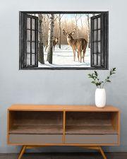 Deer 22 36x24 Poster poster-landscape-36x24-lifestyle-21